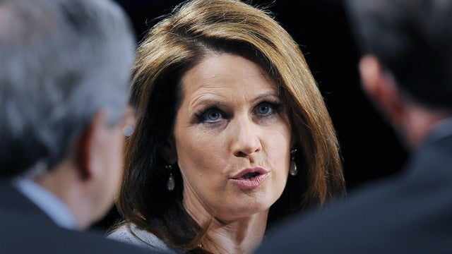 Michele Bachmann Wants You To Know She Hates Gays the Most