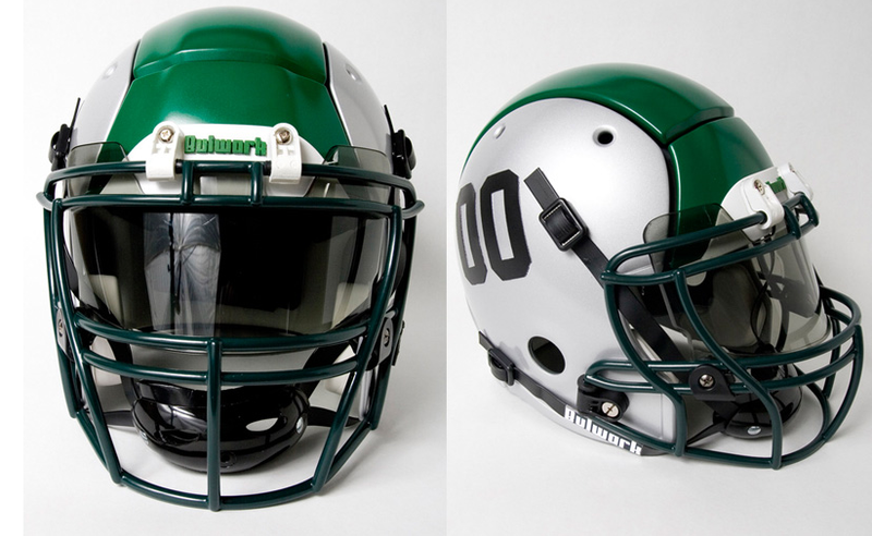 Designing a Helmet that Beats Concussions (and Still Looks Awesome)