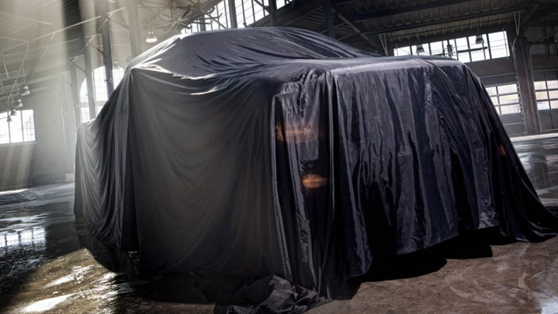 2013 Ford Super Duty: First Scary Photo