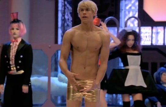 Glee: Sexy & Scary In All The Wrong Ways