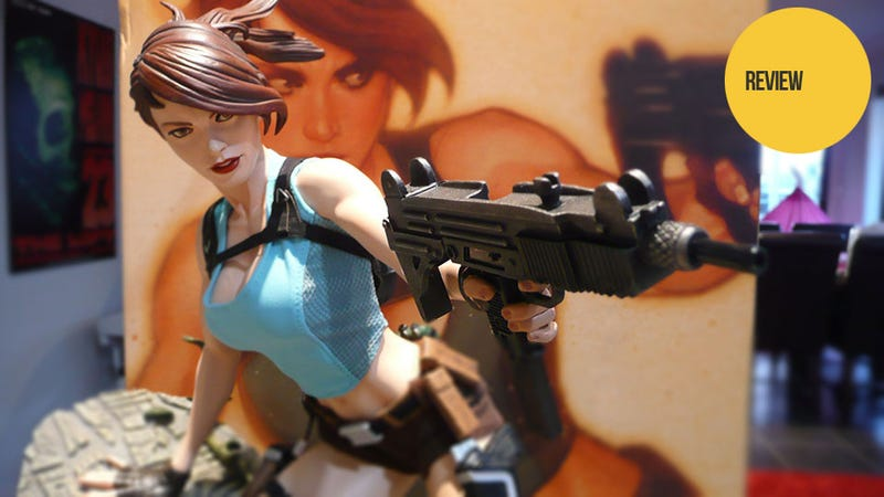 An Afternoon Spent With $350 Worth of Lara Croft