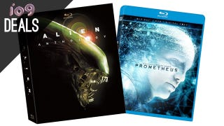 The Complete Alien Anthology for $20, Walking Dead, and More Deals