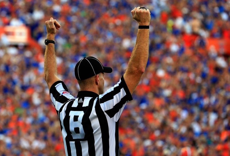 The Majority of Refs at a College Football Game Tonight Will be Women