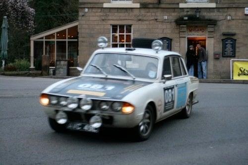The Cars Of The Czech Wrecks Banger Rally