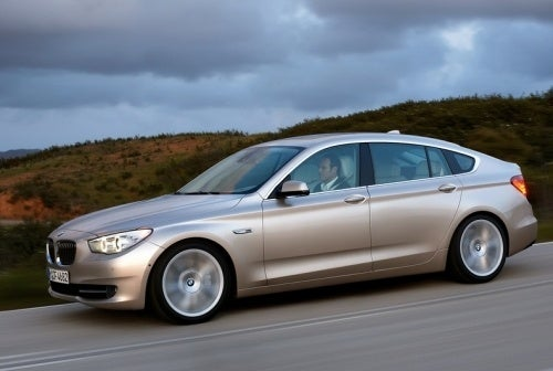 BMW 5-Series GT Pricing Starts At $64,725