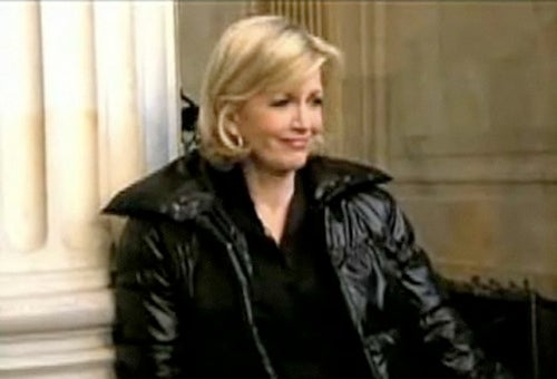 Diane Sawyer Will Take Over ABC's World News Tonight Anchor Chair