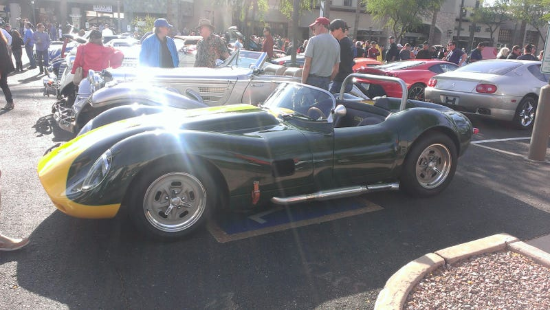 Scottsdale Cars and Coffee 4/5/14