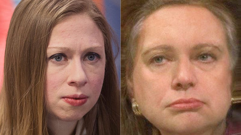 Is This Chelsea Clinton's Real Father?
