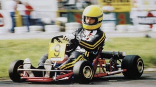 Own One Of The Go-Karts That Got Ayrton Senna Into Racing