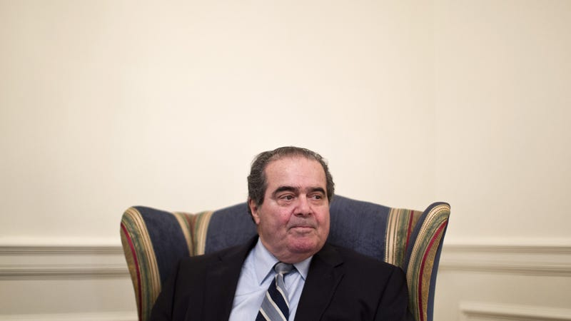 Antonin Scalia Does Not Believe in Molecular Biology