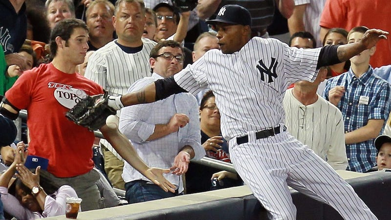 "Dewayne Wise's ""Catch"": Plucky Gamesmanship Or Low-Down Dirty Cheating? Discuss!"