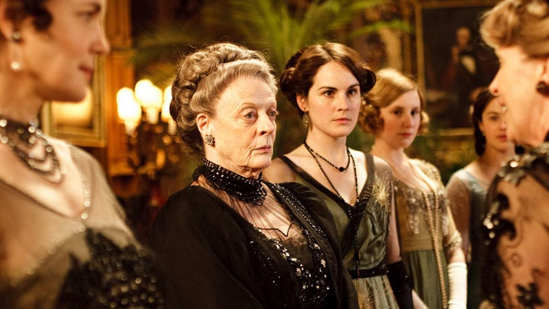 Downton Abbey Incites Vintage Clothing Mania