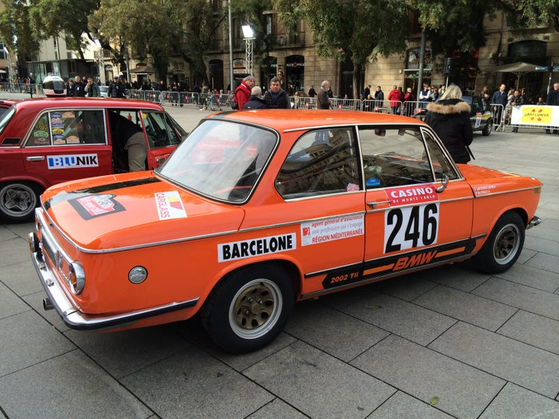 Oppo Abroad: The Cars of Spain (Historic Rally Photodump Inside)