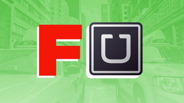 Uber Is Punishing Drivers for Following the Law