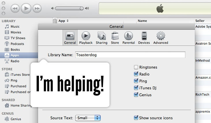 Speed Up iTunes Conversions by Keeping Preferences Open