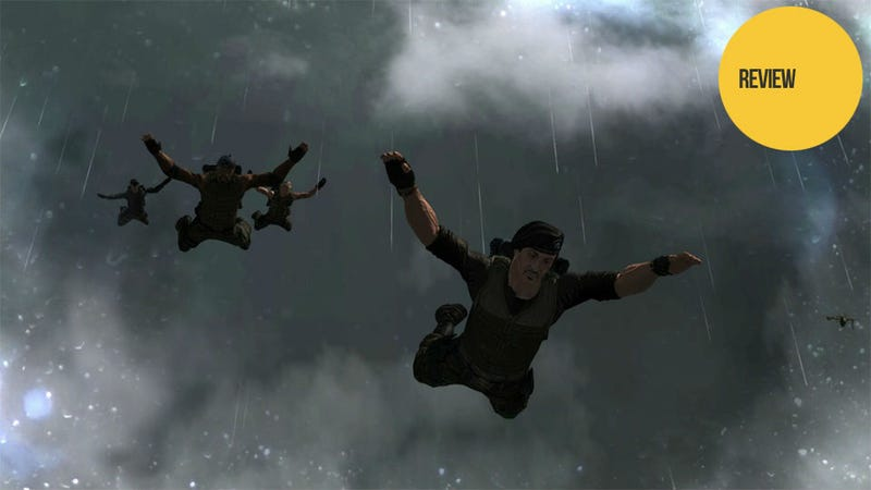 The Expendables 2: The Kotaku Review