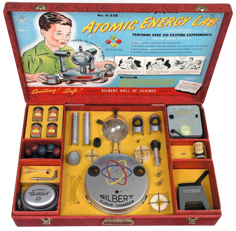 The Terrifying Age of Radioactive Toys for Kids