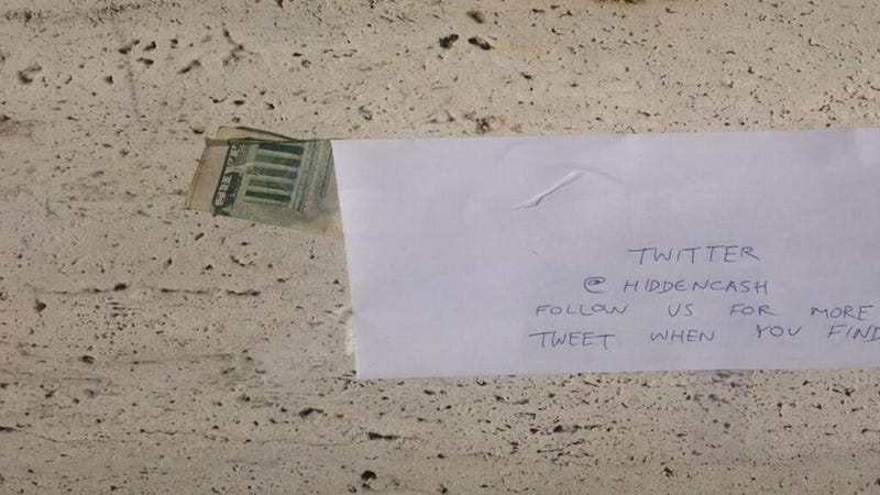 Benevolent Rich Guy to Hide Cash-Filled Envelopes in NYC This Weekend