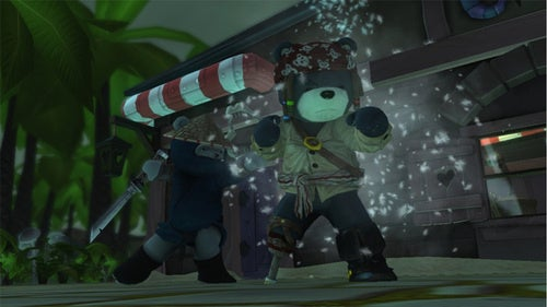 Pirates, Ninjas, And Homicidal Teddy Bears