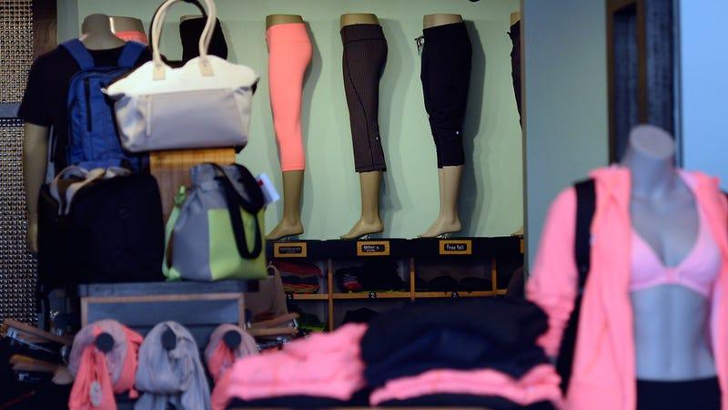 Lululemon Yoga Pants No Longer See-Through, Sales Plummet