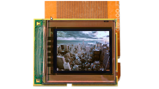 Could This 5.4-Megapixel, 0.61-inch MicroOLED Replace Optical Viewfinders?