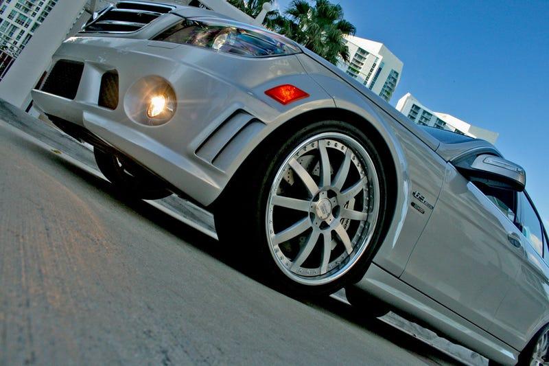 RENNtech Mercedes C63 AMG SPEC.R: First Drive