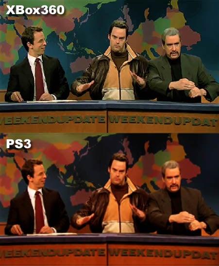 Niko and Vlad on Saturday Night Live