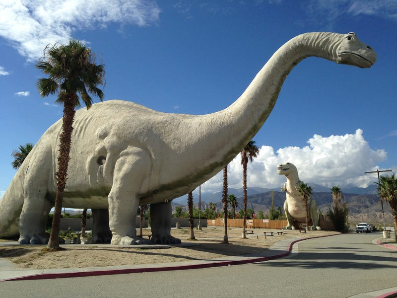 Science Watch: The Ground Is Full of Dinosaurs