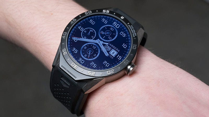 Tag Heuer Connected Review: A Great $300 Smartwatch For Five Times The Price