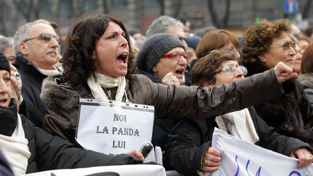 "Italian Company Fires Women ""So They Can Stay At Home"""