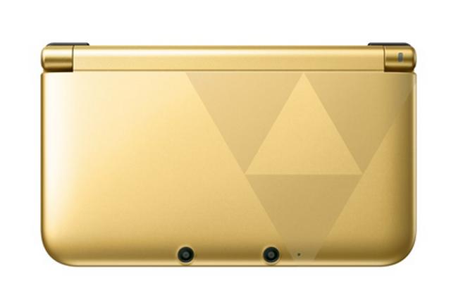 Glorious New Zelda 3DS XL Puts Light And Dark In Your Hands