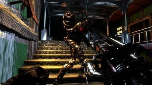 BioShock 2 Rated M for Intense Violence, Wirty-Dords
