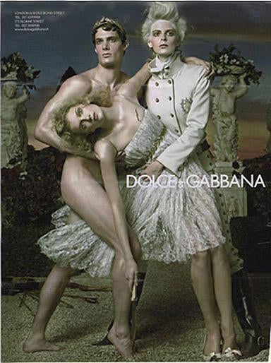 Dolce & Gabbana Too Edgy?