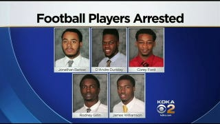 Cal U. Cancels Football Game After 5 Players Busted On Assault Charges