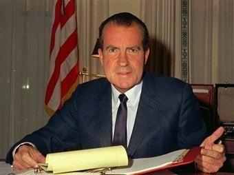 Nixon Believed in Aborting Mixed-Race Babies