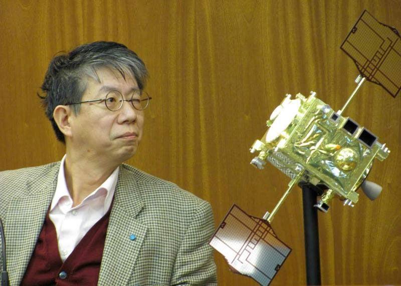 Japan Nearly Puts A Satellite In Venus' Orbit