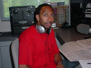 Are We Going To Have A Stephen A. Lawsuit?