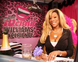 Wendy Williams Bringing Penis Discussion To Morning Television