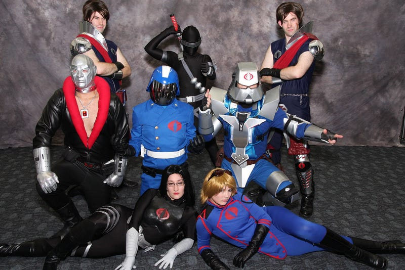 These G.I. Joe Cosplayers Are Real Internet Heroes