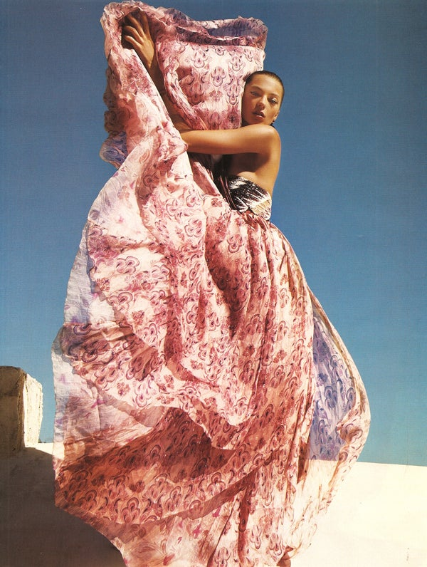 French Vogue: The Wind Beneath Our Wings