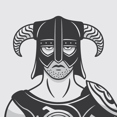 The People (Well, Mugshots) of Skyrim