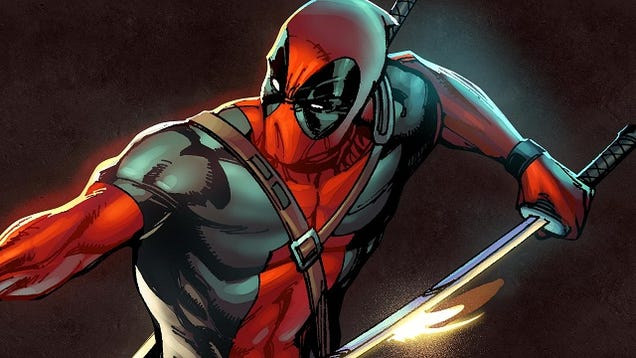 Rejoice! The Deadpool Movie is Coming in 2016