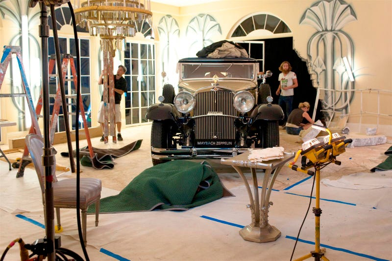 David LaChapelle Maybach Photos
