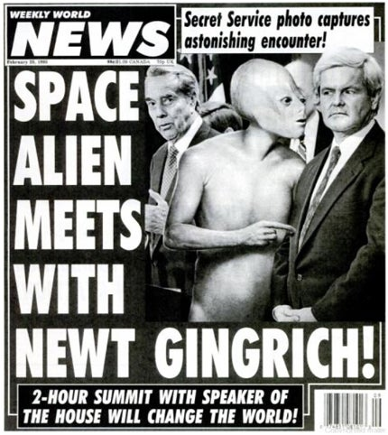 Newt Gingrich Still Running For President