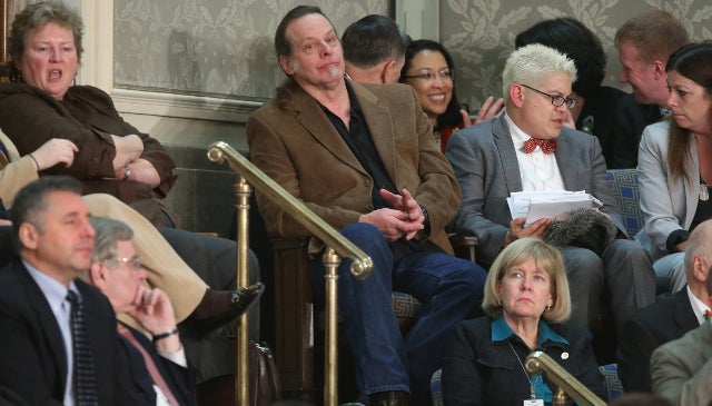 State of the Union Seating Planners Troll Ted Nugent, Put Him Next to Gay Civil Rights Activist from Portland