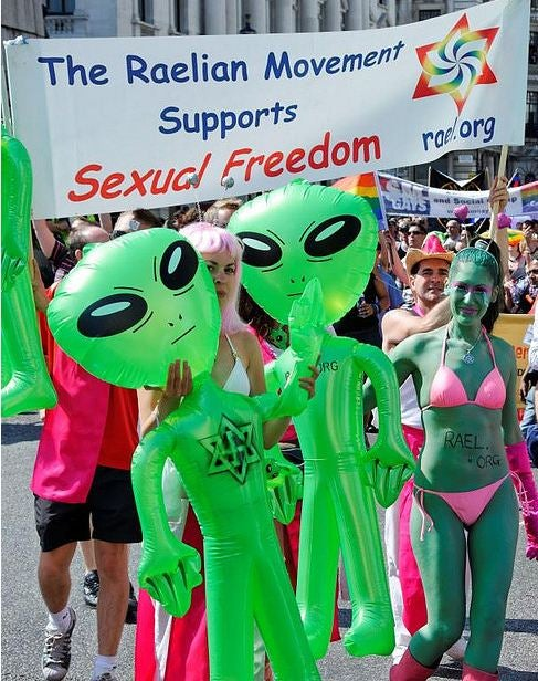 Meet the Raelians: Inside the World's Strangest — and Nicest — UFO Sex Clone Religion