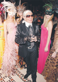 Roberto Cavalli Makes A Really Convincing...Something