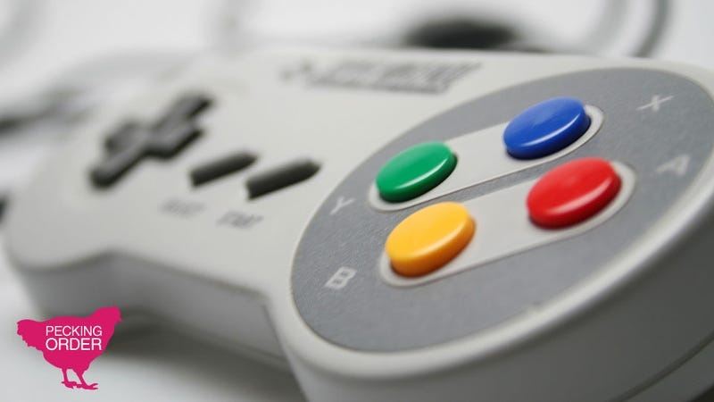 Let's Rank Nintendo's Controllers, Best To Worst