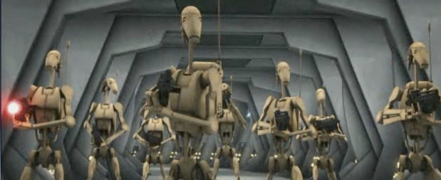 Robot Shall Rise Up Against Robot In This Week's Clone Wars
