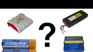 Pick the Right Battery for Any DIY Project with This Video